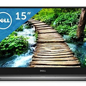By aluminum shaving and carbon-fiber chassis,: Dell laptop XPS 15 9550 Core i7 model 17Q22 / Windows10 / 15.6 inch 4K touch / 16GB / 512GB (SSD) / GTX960M