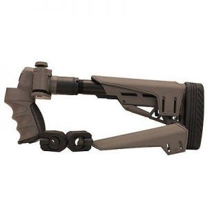 Advanced Technology B.1.40.1135 Moss/Rem/Win 12 Gauge Adj Side Stock Gray w/SRS ...