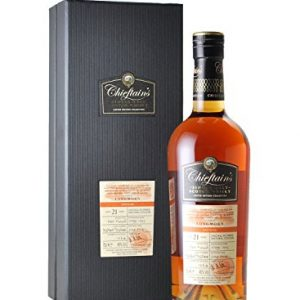 IAN MACLEOD Chieftain's LONGMORN 1993-2014 21yo Port Finish 700ml