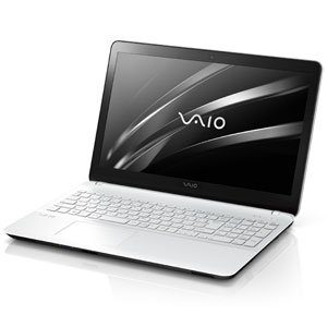 VAIO 15.5-inch notebook PC [Office with · Windows 10 Home · Celeron · HDD 1TB · memory 4GB] VAIO Fit 15E l mk2 white VJF1529SCP1W