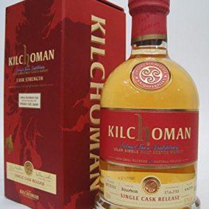 Kiruhoman 4 years 2011 bourbon barrel (No.327) 59.7 degrees 700ml