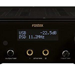 FOSTEX D / A converter and headphone amplifier HP-A8MK2
