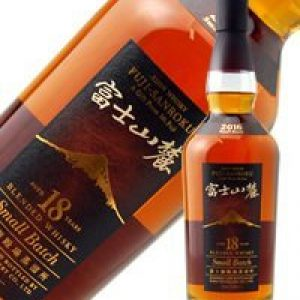 Kirin whiskey Fuji 18 2016 sweetly reminiscent of brown sugar to 43 degrees 700ml