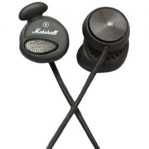 Marshall Headphone / Pitch Black (Marshall headphone)