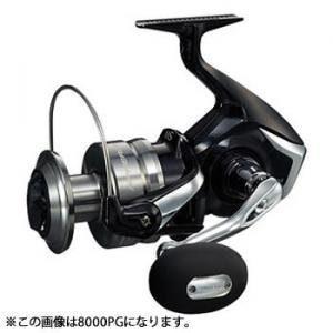 Not allowed to Shimano reel 14 Suferosu SW 6000HG