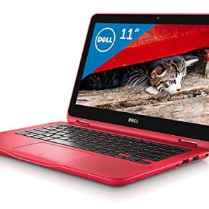 Dell 2in1 laptop Inspiron 11 Core m3 Office models with Red 17Q23HBR / Windows10 / 11.6 inch / 4GB / 500GB