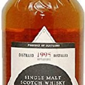 Gordon & located in the macro file, Inc. distillery label Ardmore 1995 700ml