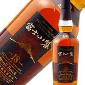 Kirin whiskey Fuji 18 2016 sweetly reminiscent of brown sugar to 43 degrees 700ml