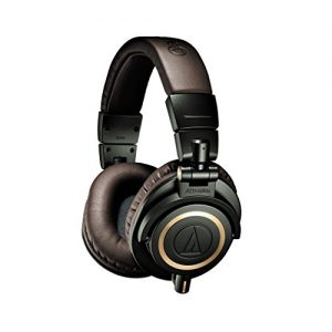 Limited color] audio-technica Professional Monitor Headphones ATH-M50xDG green × Brown