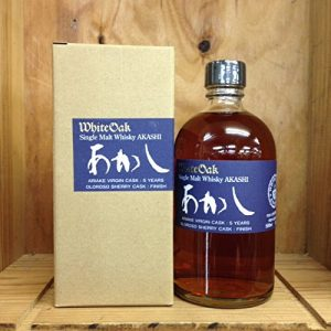 White Oak testimony 5-year single malt whiskey 500ml