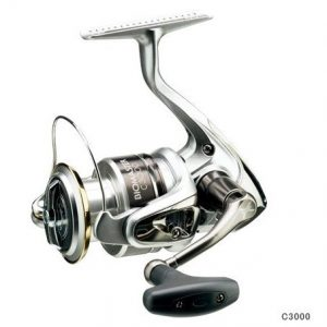 Hoisting power improvement than the previous model with Shimano reel 13 bio master SW 5000PG