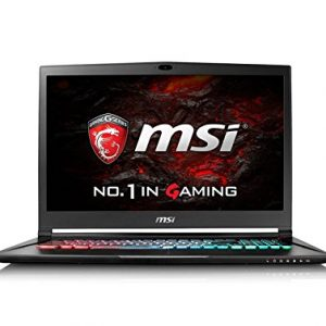 MSI Gaming PC laptop GS73VR 6RF Stealth Pro GS73VR-6RF-001JP 17.3 inch