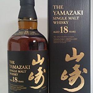 Suntory Yamazaki 18 years 700 ml 43 degrees