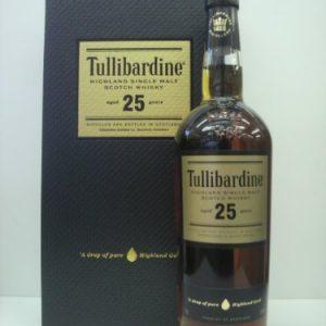 Tullibardine 25 years 700ml