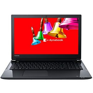 Toshiba dynabook AZ45 / BB Toshiba Web original model (Windows 10 Anniversary / Office Home and Business Premium Plus Office 365 service /15.6 inch / Core i3 / Precious Black) PAZ45BB-SJF