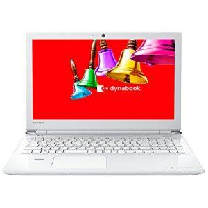 Toshiba dynabook AZ65 / BW Toshiba Web original model (Windows 10 Anniversary / Office without /15.6 inch / Core i7 / Blu-ray / Luxe White) PAZ65BW-BNA