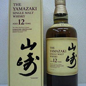 Suntory Yamazaki 12 years with box 43 degrees 700 ml