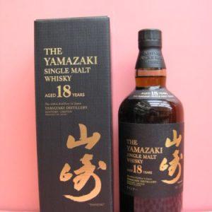 Suntory Yamazaki 18 years 700 ml