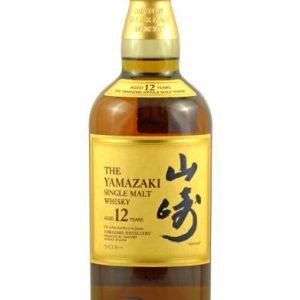 Suntory Yamazaki 12 years 700 ml 1 book