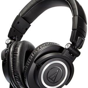 Audio-technica Professional Monitor Headphones ATH-M50x