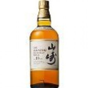 Suntory Yamazaki 10 years 700 ml 1 bottle