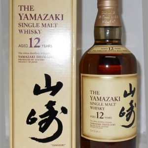Suntory Yamazaki 12 years 43 degrees 700 ml Private boxed gift correspondence possible