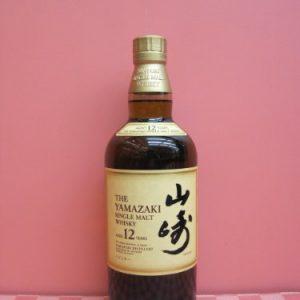 Suntory Yamazaki 12 Year Box None 700 ml