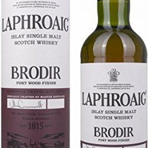 BARDIR BRODIR (Broadia) Port · Wood · Finish Batch 2 48 degrees 700 ml [並行輸入品]