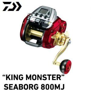 Daiwa reel Seaborg 800 MJ