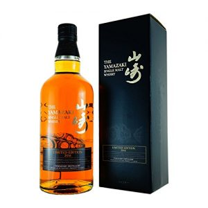 Suntory Single Malt Whiskey Yamazaki LIMITED EDITTION 2016 700 ml