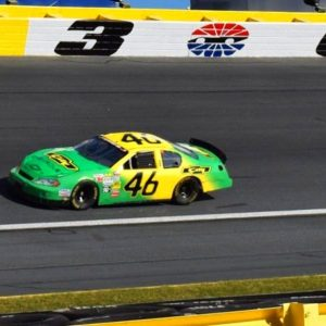 Get some #adrenaline: for 359 USD (60% OFF) - Rusty Wallace Stockcar Drive, 10 L...